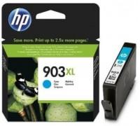 Картридж голубой струйный HP 903XL  повышенной емкости, оригинальный