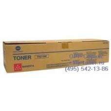 Тонер-картридж оригинальный magenta (пурпурный) (A0D7352) для Konica Minolta bizhub С203 / C253, TN-213M, ресурс 19000 стр.
