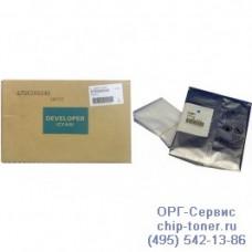 Девелопер (носитель) голубой Xerox WC 7525 / 7530 / 7535 / 7545 / 7556 / 7830 / Phaser 7800, 675K85040, оригинальный