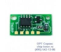 Чип тонер-картриджа картриджа Minolta bizhub C250/252 (ЖЕЛТЫЙ)