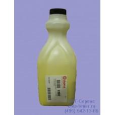 Тонер желтый Absolute Yellow™ toner для использования в Xerox Docucolor DC 12, 1256, 50, 380g (11,000 страниц)(требуется девелопер) Uninet