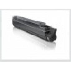 Черный тонер-картридж для цветного принтера OKI 9655 / oki 9655n -черный(22500 стр.), совместимый (43837136)