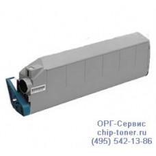OKI C9300 картридж совместимый (cyan) (аналог картриджей : 41963607, 41963677)