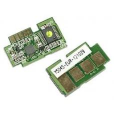 Samsung CLP-415 совместимый чип желтого картриджа (CLT-Y504S), ресурс 1000 копий