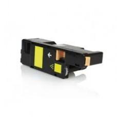 Неоригинальный картридж с тонером желтого цвета для Xerox Phaser 6500 (увеличенной емкости, 2500 стр., аналог 106R01603)