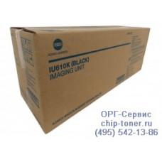 Блок формирования изображения (Imaging Unit,включает фотобарабан и девелопер) черный (black) IU-610K для Konica Minolta bizhub C451 / С650, (A06003F), ресурс 300000 копий при заполнении 5%, оригинальный