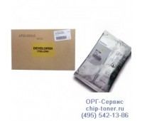 Девелопер желтый Xerox WC 7525 / 7530 / 7535 / 7545 / 7556 / 7830 / Phaser 7800,оригинальный