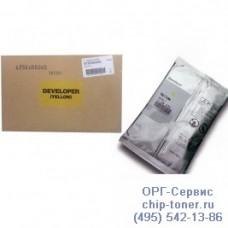 Девелопер (носитель) желтый Xerox WC 7525 / 7530 / 7535 / 7545 / 7556 / 7830 / Phaser 7800, 675K85060, оригинальный