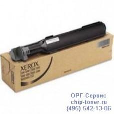 Тонер-картридж черный для моделей Xerox WorkCentre 7132 / 7232 / 7242, (Metered, 006R01317) . Ресурс 24000 страниц,при 5% заполнении А4,оригинальный