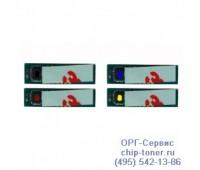 Чип желтого картриджа Samsung CLP-320/325/CLX-3185