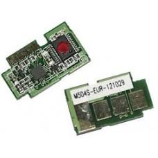 Совместимый чип для розового картриджа Samsung CLX-4195 (1К) (CLT-M504S)
