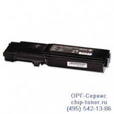 Совместимый аналог картриджа 106R02236, для использования в Xerox Phaser 6600, цвет: черный, ресурс 8000 страниц формата А4 (5%)