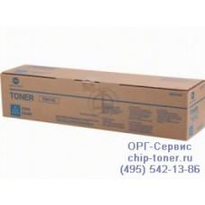 Тонер-картридж оригинальный cyan (голубой) (A0D7452) для Konica Minolta bizhub C203 / C253, TN-213C, ресурс 19000 стр.