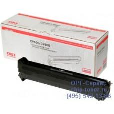 Оригинальный фотобарабан (Drum-unit magenta) OKI C9600 / 9650 / C9655 / 9655N / 9800 / 9850 / C9650 / C9850 / Xerox Phaser 7400 ; 30K (42918106 / 108R00648) пурпурный; 30K