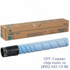Тонер-картридж оригинальный TN-216C для Konica Minolta bizhub С220 / C280 A11G451, голубой, ресурс :26К