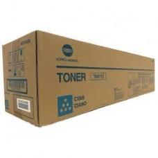 Оригинальный тонер-картридж TN-611C (Cyan), синий для Konica Minolta bizhub C451 / С650, A070450, ресурс 27000стр.