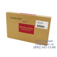 Девелопер (носитель) малиновый Xerox WC 7525 / 7530 / 7535 / 7545 / 7556 / 7830 / Phaser 7800, 675K85050, оригинальный