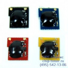 Чип совместимый HP CE403A (507A) пурпурный для HP LaserJet Enterprise 500 M551n, M551dn, M551xh (6K)