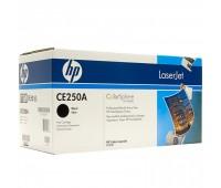 Картридж черный HP Color LaserJet CP3520, CP3525, CP3525n, CP3525dn, CP3525x, CM3530, CM3530fs ,оригинальный