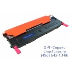 Тонер-картридж Samsung CLP-310/310N/315/ CLX-3170/3170NF/3175/3175FN (CLT-M409S, c чипом) красный, совместимый, (1000 стр.)