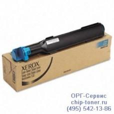 Тонер-картридж голубой (Cyan) для моделей Xerox WorkCentre 7132 / 7232 / 7242, (Metered, 006R01265 ) . Ресурс 8000 страниц,при 5% заполнении А4,оригинальный