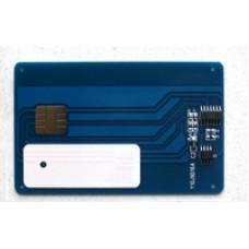 Чип (совместимый,смарт-карта) для заправки картриджа PHILIPS MFD 6020 / 6050 / 6080 (5,5K) (PFA-822)