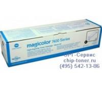 Картридж черный Konica Minolta MagiColor 7450/7450-II