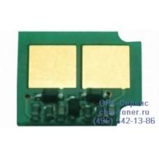 Чип (совместимый)картриджа HP Color LaserJet CP4005(8 K) (Желтый) (CB402A)
