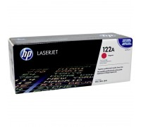 Картридж HP Q3963A пурпурный для HP Color LaserJet 2550 / 2820 / 2840 оригинальный