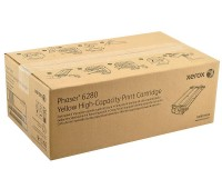 Картридж Xerox 106R01402 желтый для Xerox Phaser 6280 оригинальный