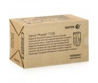 Тонер-картридж пурпурный Xerox Phaser 7100 / 7100N / 7100DN ,оригинальный