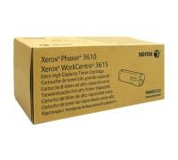 Картридж 106R02732 Extra повышенной емкости для Xerox Phaser 3610 / WorkCentre 3615 оригинальный