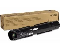 Картридж 106R03765 черный для Xerox VersaLink C7000N / C7000DN увеличеной емкости оригинальный