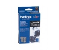 Картридж черный Brother LC-980BK,  оригинальный