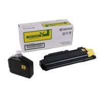 Тонер-картридж желтый TK-5150Y для Kyocera Mita Ecosys M6035cidn / M6535cidn / P6035cdn оригинальный