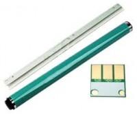 Комплект восстановления цветного фотобарабана Develop ineo +224 (фотовал,  лезвие,  чип),  совместимый
