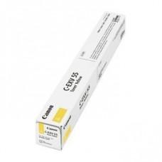 Тонер-картридж желтый C-EXV55 Y для Canon ImageRunner Advance C256i /  C356i оригинальный