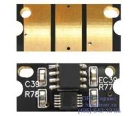 Чип желтого картриджа Konica Minolta Bizhub C203 / C253
