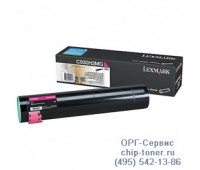 Картридж пурпурный Lexmark C935 / X940e / X945e ,совместимый
