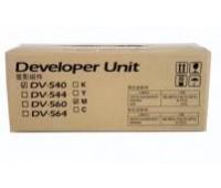Девелопер DV-540M пурпурный для Kyocera Mita FS-C5100 / FS-C5150 / FS-C5150DN  Ecosys P6021 / P6021cdn оригинальный