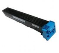 Картридж голубой Konica Minolta bizhub C451 / C550 / C650 совместимый