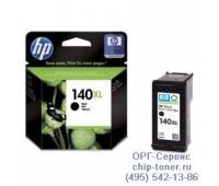 Картридж черный HP 140XL ,оригинальный