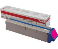 Тонер-картридж пурпурный 45536506 увеличенного объема для Oki C911 / Oki C931 оригинальный