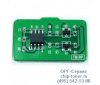 Чип картриджа Samsung CLP-610 ND/660 N/660ND (ЧЕРНЫЙ) (CLP-K660)