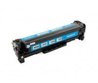 Картридж голубой HP CL CM2320 / CP2025,  совместимый