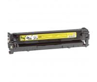 Картридж желтый HP Color LaserJet CP1215 / CP1515 / CP1518 / CM1312,  совместимый