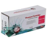Картридж пурпурный HP CE413A совместимый