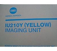 Фотобарабан желтый Konica-Minolta bizhub C250 / C250Р / C252 / C252P оригинальный Уценка : дефект упаковки