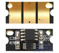 Чип желтого картриджа Xerox Phaser  6121 / 6121mfp
