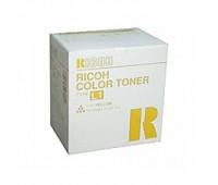 Тонер-картридж Ricoh Type L1 желтый оригинальный